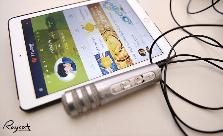 태블릿용 노래방앱 태진 노래방