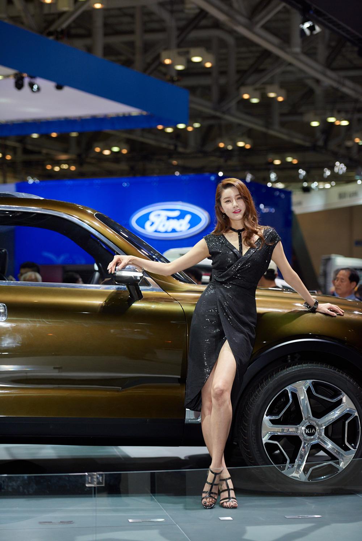 KIA Model - 황수진