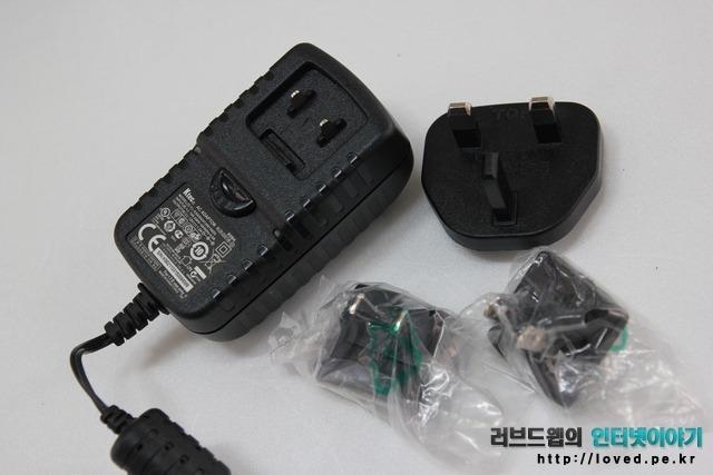 WD 외장하드 마이북 이센셜 에디션 2TB 구성품