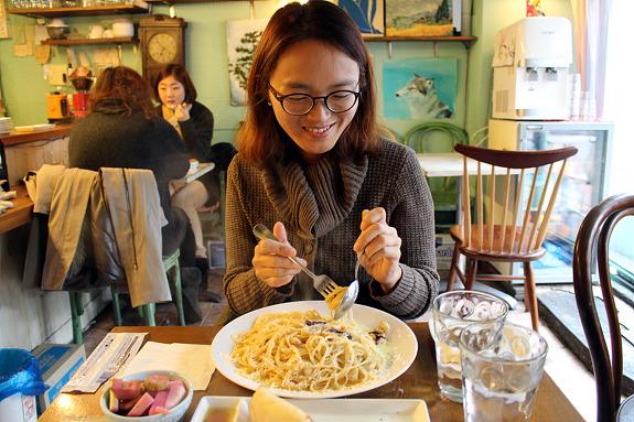 [합정 맛집] 소박한 가정식 이태리 식당, Five Tables(파이브 테이블스)