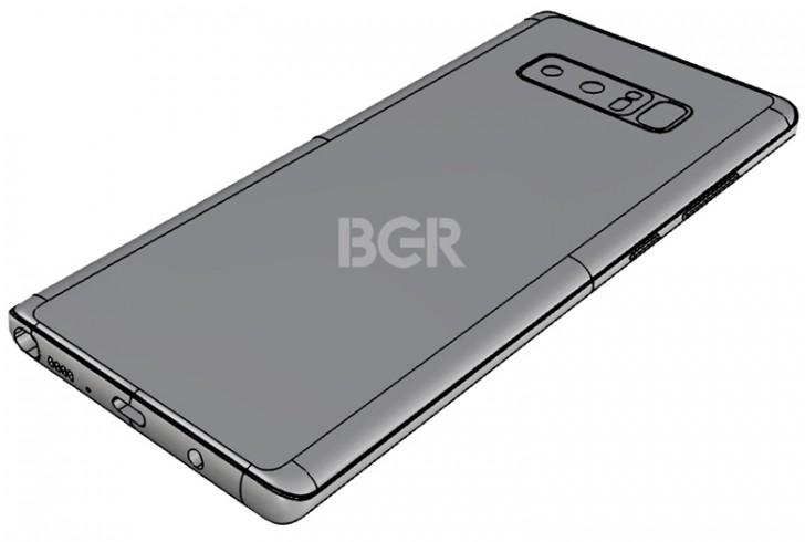 갤럭시노트8, 갤럭시노트7, 갤럭시노트8 스펙, 갤럭시노트8 디자인, 갤럭시노트8 케이스, it, 리뷰, 스마트폰