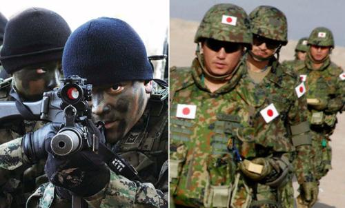 일본이 대한민국을 군사적으로 무시하지 못하는 이유 4가지