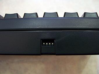 키보드 설정 DIP switch