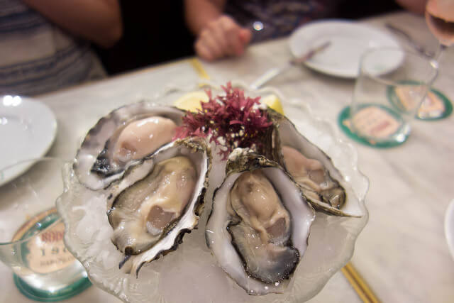 norovirus oyster