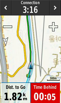 가민으로 스트라바 세그먼트 실시간 활용하기...