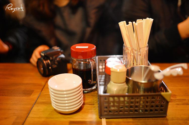 야쓰베교자 탁자