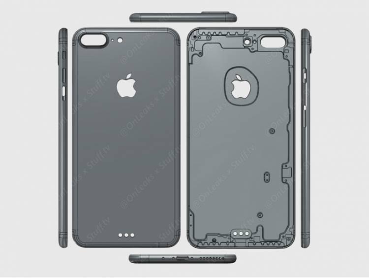 아이폰, 7, 아이폰7, 플러스, 아이폰7플러스, 루머, 도면, 유출, 특징, 스펙