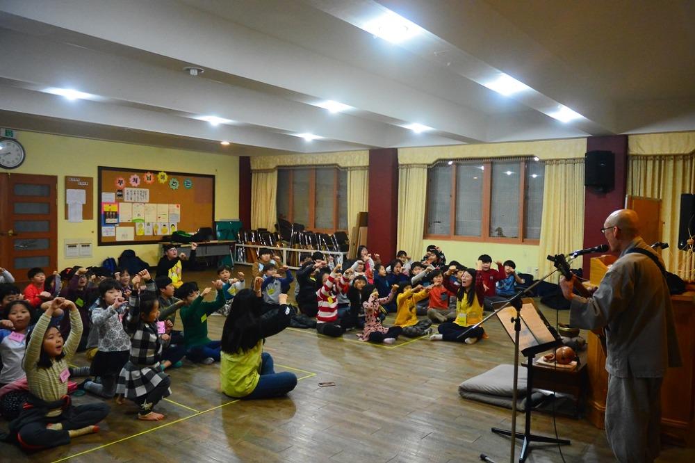 (사) 착한 벗들, '다꿈티움' 어린이 겨울캠프 개최