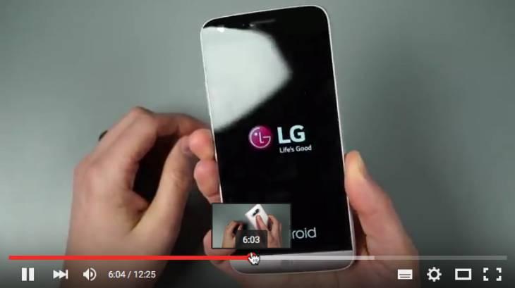 lgg5, lg, g5, 광고, 오해, 진실, 모듈교체, 시간, 리부팅