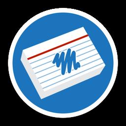 [일시무료] 도표와 그림을 보면서 단어를 연상하고 암기하는 플래시카드 앱 'Flashcards'