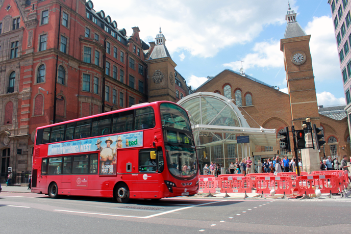 영국 런던 관광지