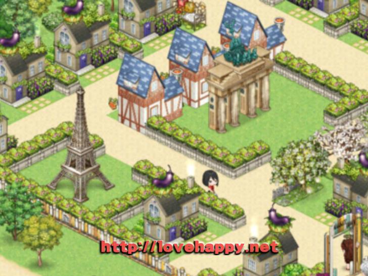 마켓타운 기본틀로 사용하기 좋은 깔끔한 마을 아이러브 파스타 인테리어 by 우궁 002