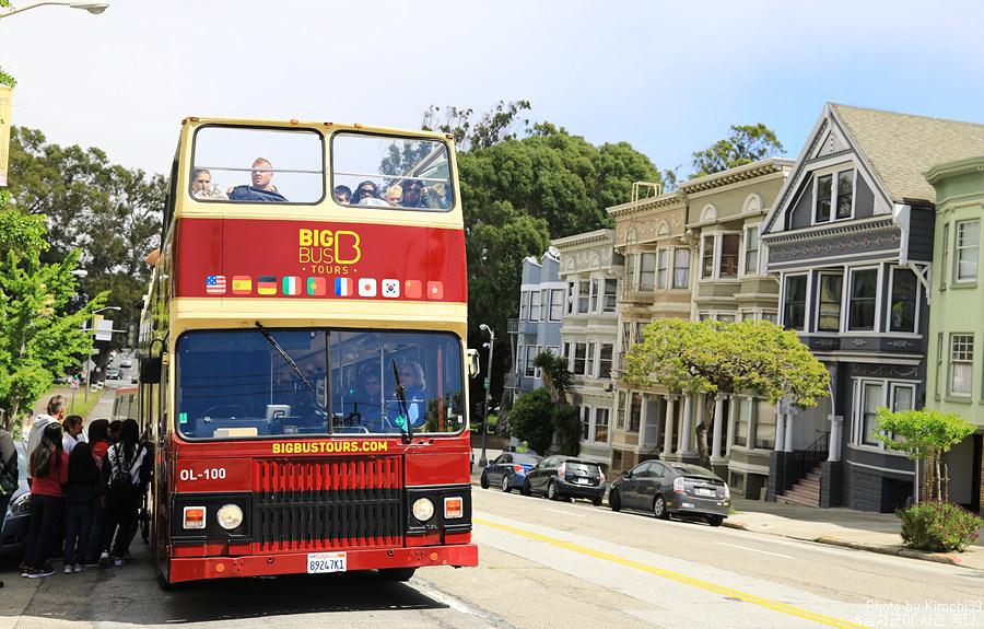 [샌프란시스코 여행] 시티투어버스 비교 / 빅버스, 시티사이트시잉 등