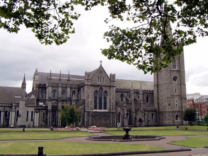 세인트 패트릭 성당 St. Patrick's Cathedral 더블린 외관