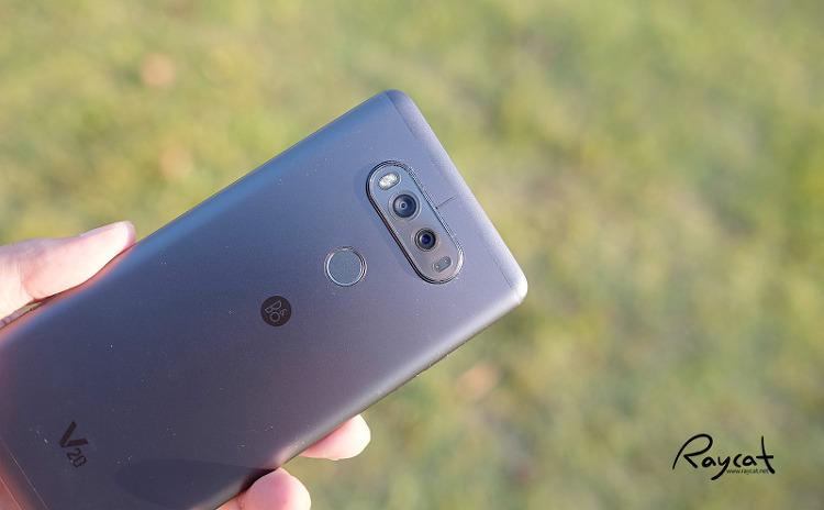 LG V20 티탄블랙