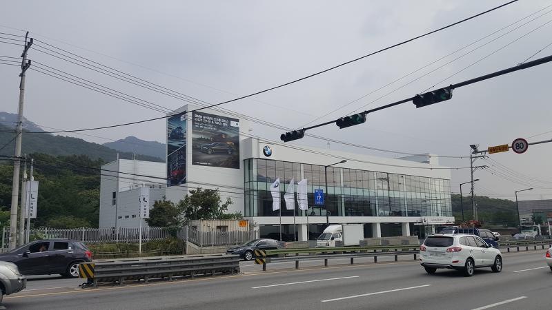 의정부에서 만난 BMW 코오롱모터스 테스트 드라이브