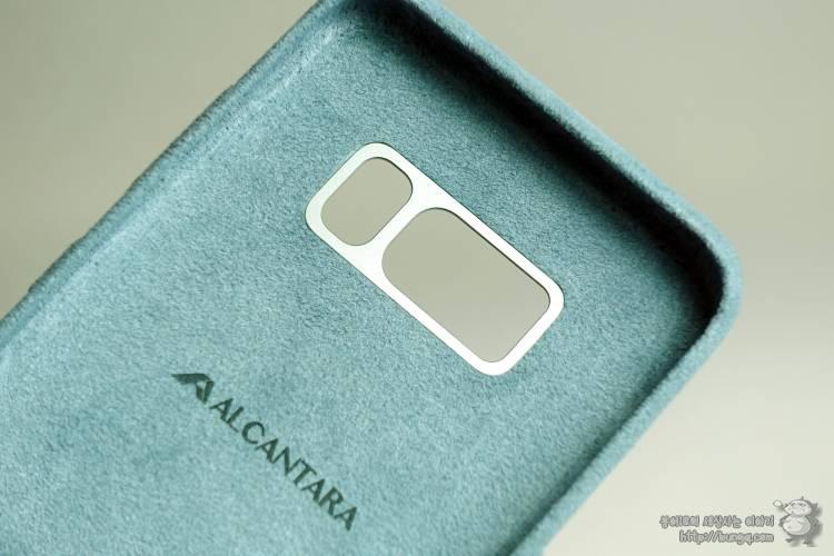 삼성, 갤럭시S8, 갤럭시, s8, 정품, 케이스, 알칸타라, 후기