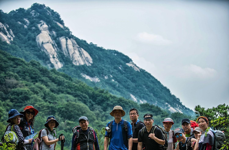 삼각산(북한산) 산행