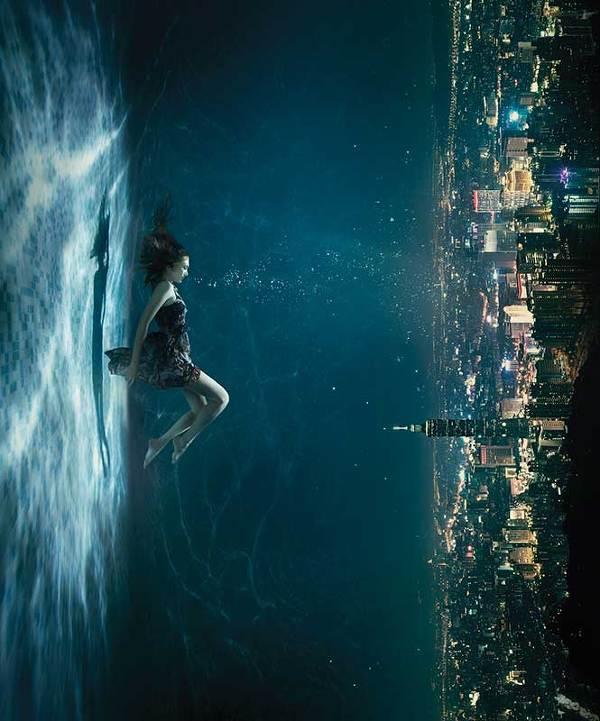 수중사진작가 제나 할러웨이(zena holloway)의 몽환적 수중사진전