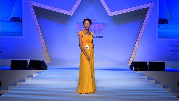 MBC퀸  제3회 2014 K-QUEEN 콘테스트의 이향옥