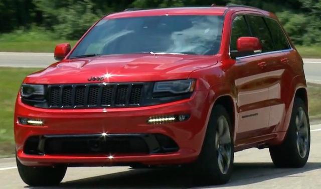 지프(Jeep) 그랜드체로키