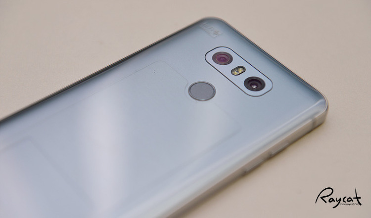 LG G6 후면