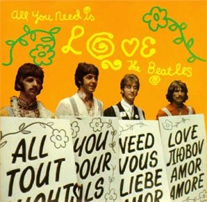 All You Need Is Love - Beatles