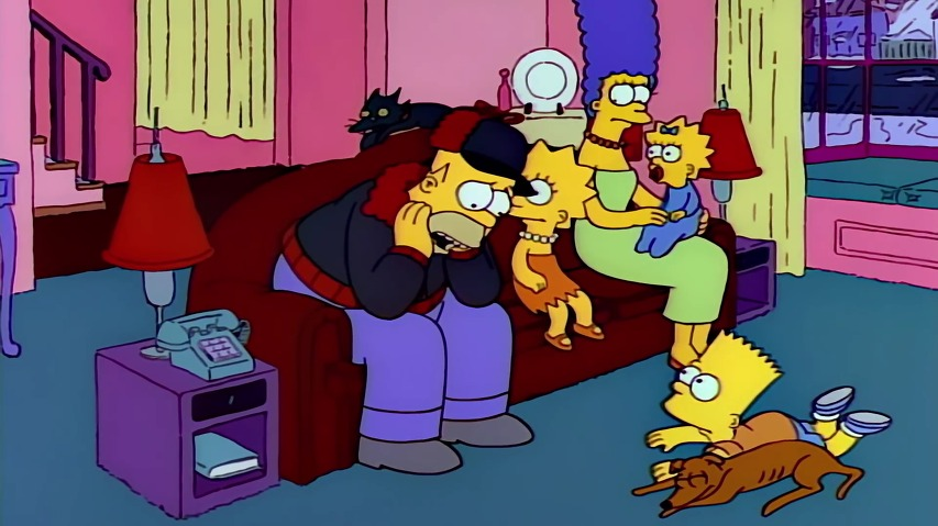 호머 심슨(Homer Simpson)이 유투브에 제설차 서비스(Mr. Plow) 광고를 한다면?, 유투브(YouTube) 동영상 광고(Video Advertising)를 쉽고 재미있게 알리기 위해 심슨가족(Simpsons)를 활용한 바이럴필름 'Homer Simpson Saves the Day'편 [한글자막]