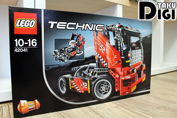Lego Technic Race Car  Part