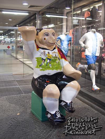 베를린의 상징물 곰
