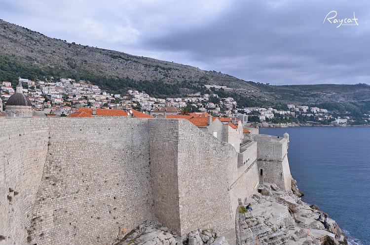 두브로브니크 올드타운 성벽
