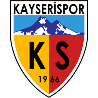 Kayserispor crest(emblem)