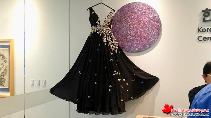 신비주 디자이너 드레스