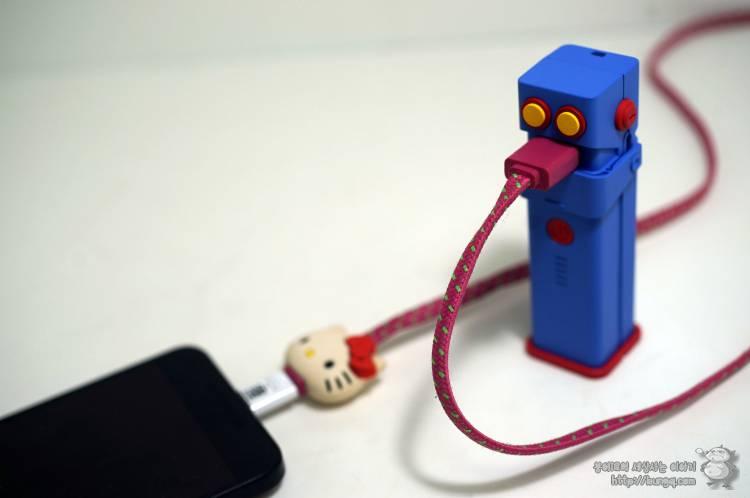 오자키, 보조배터리, 개성, 디자인, 재미있는, ozaki, battery, o!tool, d26