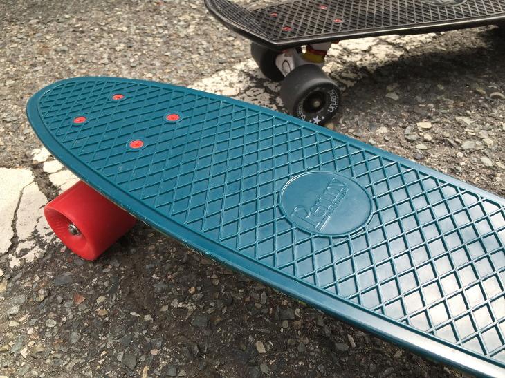 페니 크루져보드 22인치 사용후기 리뷰 페니보드 penny board 주행용 스케이트보드