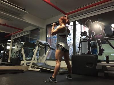 추운겨울 집에서 할수있는 전신다이어트 운동