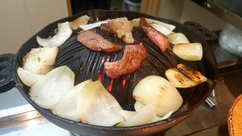 삿포로 스스키노 징기스칸 맛집 시로쿠마