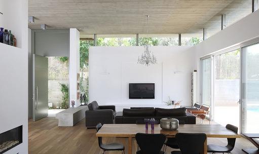 Hall Kitchen Partition Design