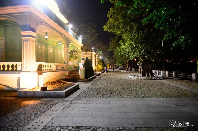 마카오 타이파 주택박물관
