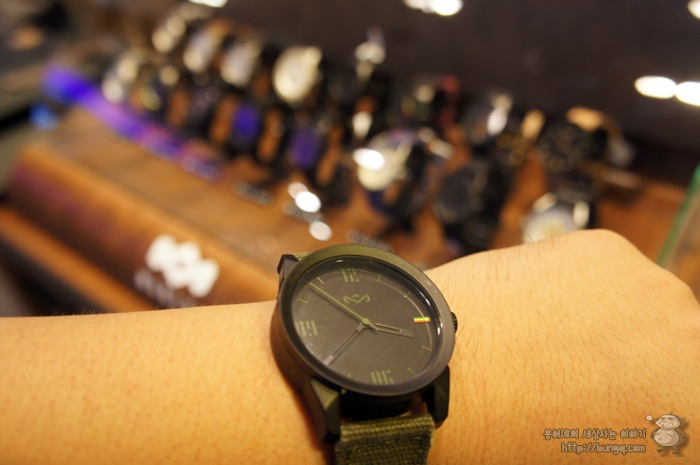 더하우스오브말리, 시계, 매장, 위치, 신촌 현대백화점, 지하2층, 이벤트