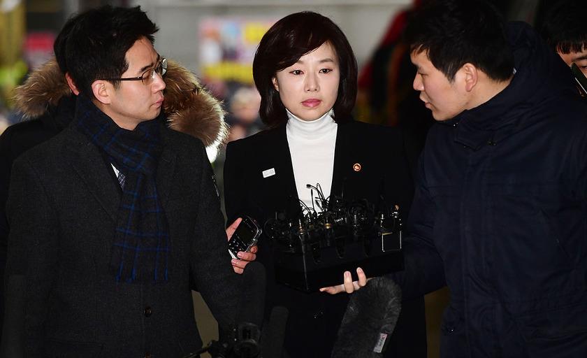 [단독] 조윤선 지시 의혹, 어버이연합 '反세월호 집회' 리스트