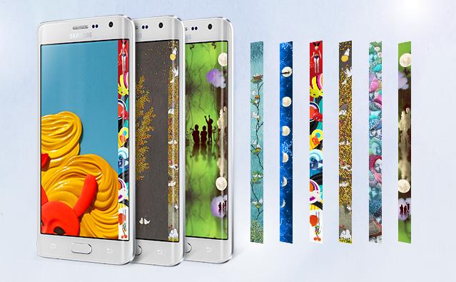삼성, 삼성전자, 갤럭시노트, 갤럭사노트 엣지, 갤럭시노트 엣지 배경화면, 엣지스크린 배경화면, 엣지 스크린, 엣지 아트 스크린,