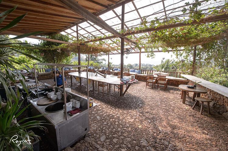 베란다리조트 식당