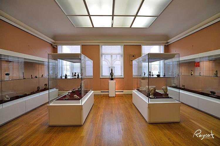 미마라 박물관 전시품