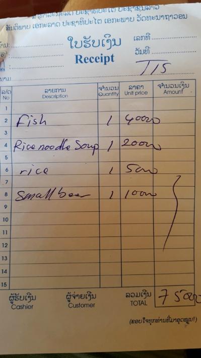 beer lao, oh la la, pork, rice noodle soup, sticky rice, [라오스 방비엥] 오라라(Oh La La) - 쏭강의 생선구이와 첫 쌀국수!, 가격, 간이식, 감칠맛, 건축, 고봉밥, 국물, 굵은 소금, 그림, 깔끔, 꼬치, 냄새, 대나무 통, 댓글, 도수, 라오 비어, 라오스, 마른 밥, 맛, 맥주, 맨손, 메뉴, 메뉴판, 면발, 물놀이, 미국 출장, 민물고기, 반말, 밥시간, 방비엥, 블로깅, 비어 라오, 삐약삐약, 살코기, 생선 구이, 생선 요리, 생선구이, 생선구이 요리, 샤워, 숯불, 시원, 식당 내부, 쌀국수, 쏭강, 아메리카노, 아이스, 아이스아메리카노, 어머니, 어머니 의견, 얼음, 영어, 오라라, 오리지널, 육수, 의아, 일기, 재방문 의사, 재활용, 조물조물, 조미료, 주둥이, 증가, 질감, 쫄깃함, 찰밥, 찰밥 통, 창문, 친구, 카오 삐약, 커피 향, 테이블, 통, 투명, 튜빙, 특유, 퍼, 하얀, 하얀 속살, 한화, 허브, 현지 생선, 호텔, 활동량