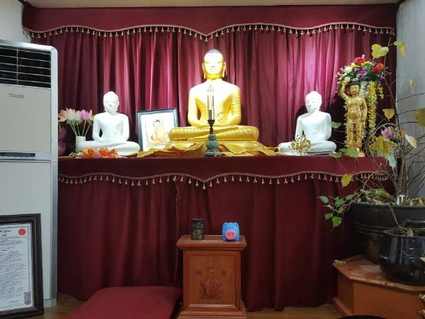 한국 스리랑카 불교 사찰