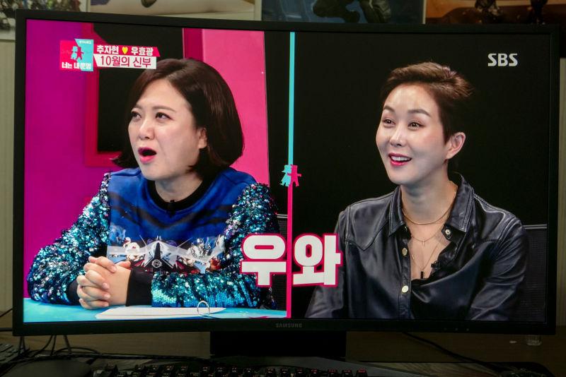 텔레비 샤오미 미박스 후기. 실시간TV, 왓챠플레이