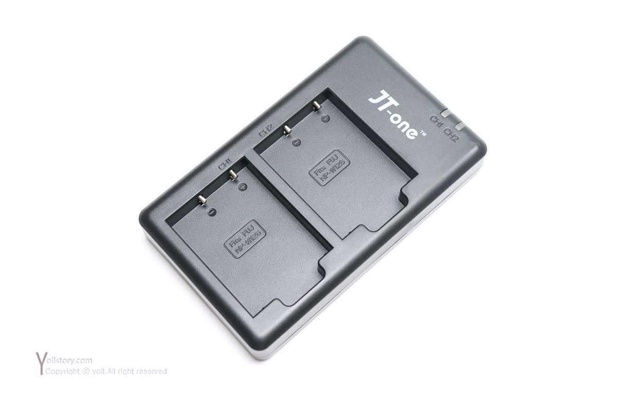 후지 카메라 배터리 NP-W126 호환 충전기