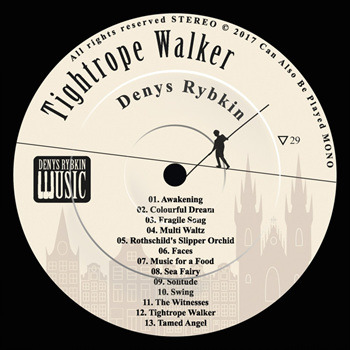 Denys Rybkin [2017, Tightrope Walker].