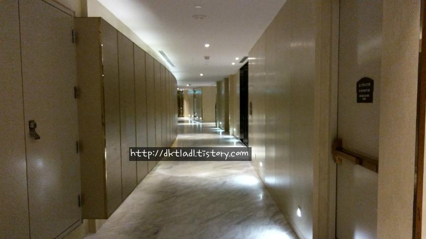 마카오 자유여행! 마카오 호텔들의 휘트니스는 왜 꼭꼭 숨어있는 느낌일까?